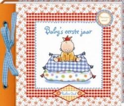 Baby's eerste jaar boek (Pauline Oud)