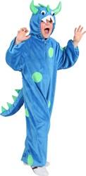 Monsterpakje Pluche Blauw