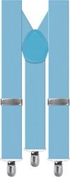 Bretels Luxe Lichtblauw