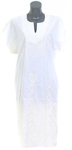 Egyptische Dame Original Wit