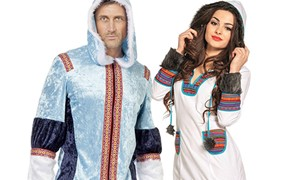 Koop nu een eskimo pak bij Carnavalsland!