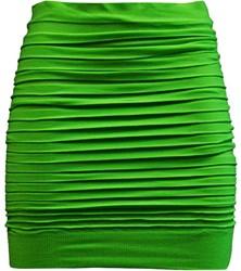 Rokje Laagjes Kind Neon Groen