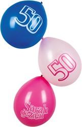Ballonnen Sarah 6st.