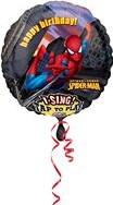 Sing-a-Tune Spiderman