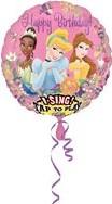 Sing-a-Tune Princess Birthday