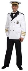 Kapiteinsjas Wit Luxe