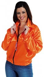 Damesjasje Oranje Luxe