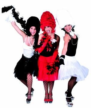 Petticoat Tule Luxe Zwart