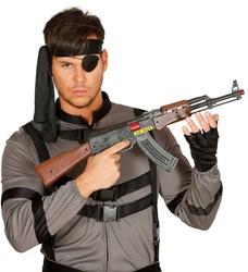 Machinegeweer AK-47 Zwart (62cm)