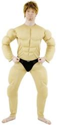 Kostuum Bodybuilder