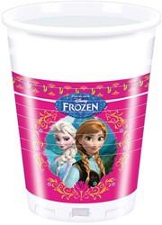 Bekers Frozen 200ml 8st.