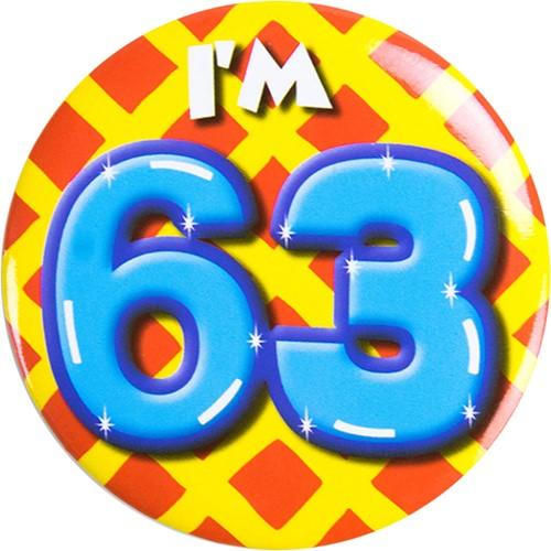 Button 63 jaar