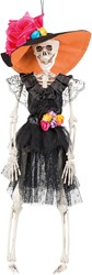 Halloween Hangdeco La Flaca-Day of the Dead (40cm)