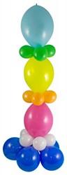 Ballondecoratie Pilaar 2st. (130cm)