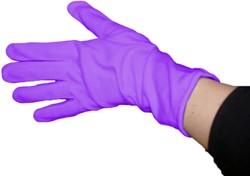 Handschoen Stretch Luxe Paars