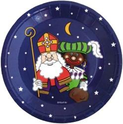 Bordjes Sint & Piet