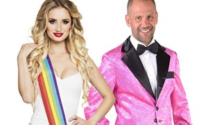 Kleding voor Pride Amsterdam bestellen bij Carnavalsland