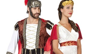 Carnavalsaccessoires Grieken & Romeinen