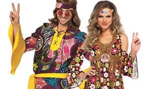 Hippie & Flower Power kopen bij Carnavalsland
