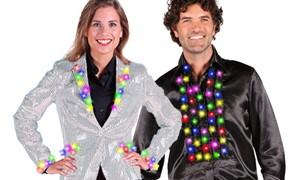 LED licht lampjes kostuums kopen bij Carnavalsland