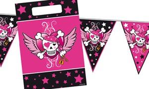Decoratie & Versiering Piraat Girl