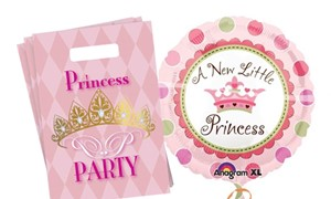 Decoratie & Versiering Princess