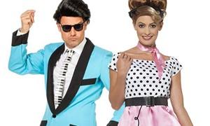 Fifties Rock and Roll kleding kopen bij Carnavalsland