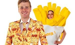 Snack patat en friet kostuums kopen