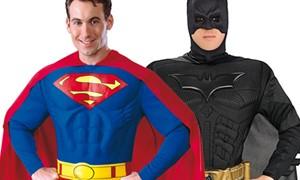 Superhelden, TV & Film kostuums voor dames en heren kopen bij Carnavalsland