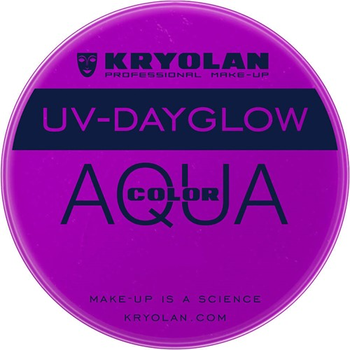 Aquacolor UV-Dayglow 15 ml KRYOLAN Paars