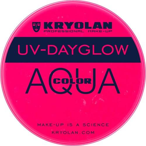 Aquacolor UV-Dayglow 15 ml KRYOLAN Pink