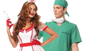 Carnavalsaccessoires Verpleegster & Dokter