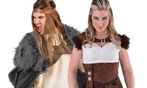 Thema Viking kostuum kopen bij Carnavalsland
