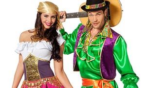 Carnavalsaccessoires Zigeuner